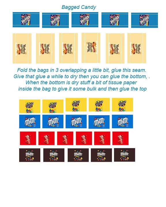 free printable dollhouse candy printables page1