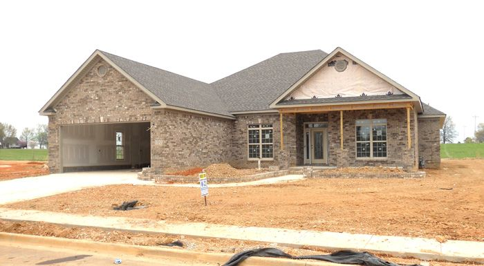 100 canyon drive stoneridge homes model home 299 900 for Stoneridge builders