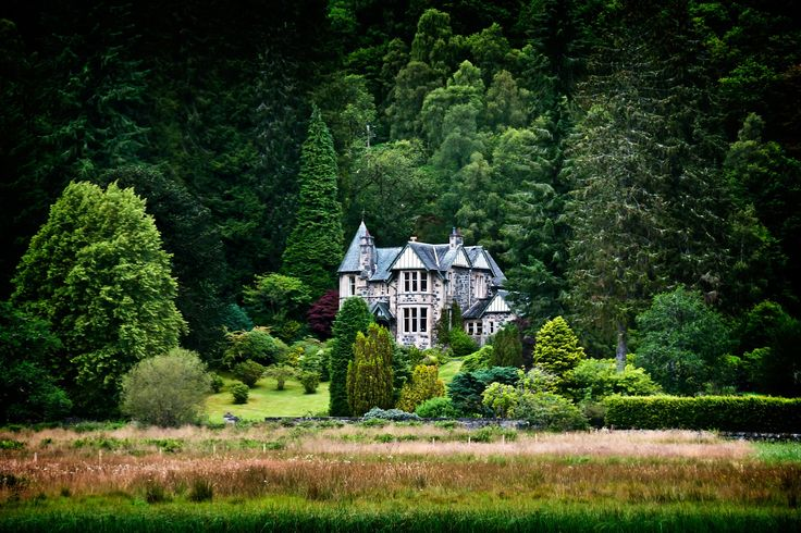 Secluded House by Alan Sinclair on 500px