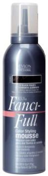 Roux Fanci-Full Color Styling Mousse--Silver Lining brings out the shine and neutralizes brassiness and yellow tones