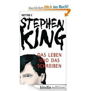 """Das Leben und das Schreiben: Memoiren    """"Ich schreibe so lange, wie der Leser davon überzeugt ist, in den Händen eines erstklassigen Wahnsinnigen zu sein."""" Stephen King Während der Genesung nach einem schweren Unfall schreibt Stephen King seine Memoiren – Leben und Schreiben si...  http://www.amazon.de/gp/product/B004P1J46Q/ref=as_li_ss_tl?ie=UTF8=1638=19454=B004P1J46Q=as2=gratisbuch-21"""