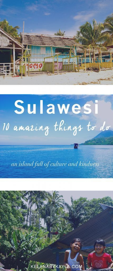 10 Amazing things to do in Sulawesi