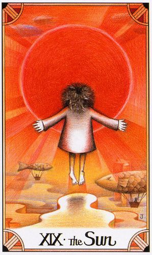 Free Daily Tarotscope -- Jun 21, 2014 -- The Sun -  The Sun enters Cancer today which heralds the Summer Solstice… the longest day of the year if you are in the northern hemisphere and if, like myself, you are in the southern hemisphere comfort yourself in the knowledge that after today the nights can only get shorter.... (more)