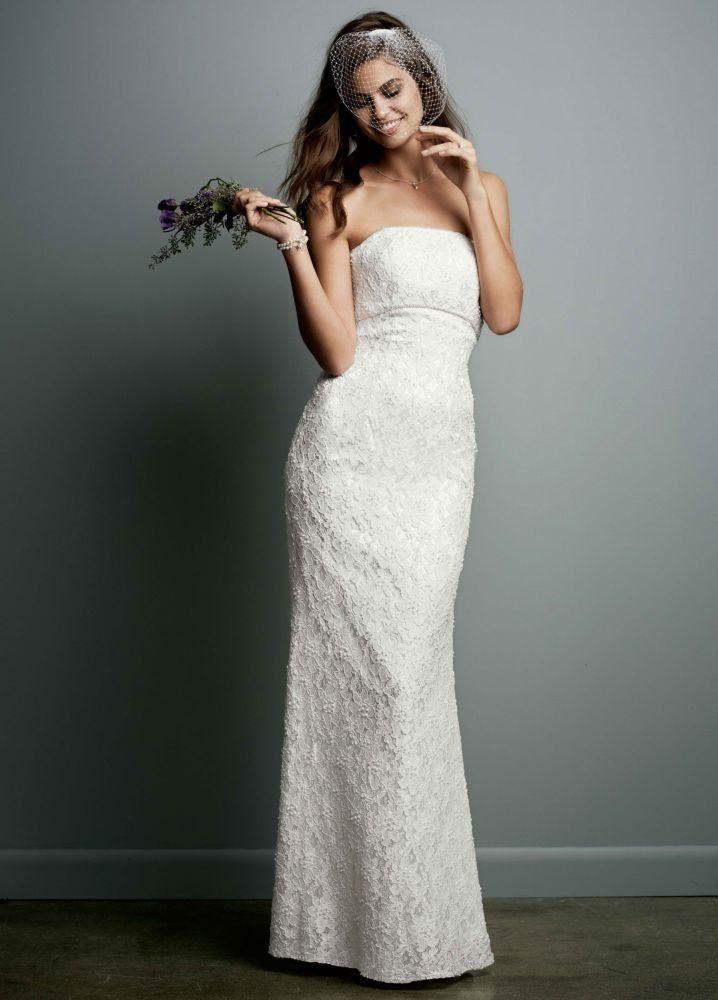 19 best wedding dresses images on Pinterest | Short wedding gowns ...