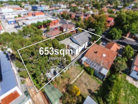 428 Station Street Box Hill Vic 3128 3 BR, 653 sq meters $0.826 million