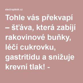 BRAMBOROVÁ ŠŤÁVA – šťáva, která zabíjí rakovinové buňky, léčí cukrovku, gastritidu a snižuje krevní tlak! - electropiknik.cz