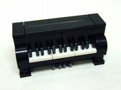 Tutorial on how to make a Lego Piano.