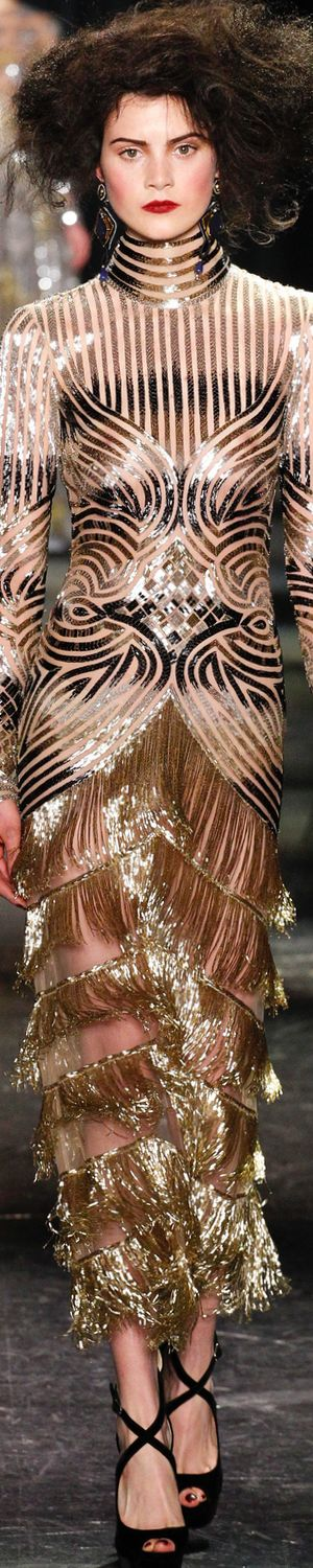 Naeem Khan Fall/Winter 2016 RTW LOLO repin Bella Donna's Luxury Designs
