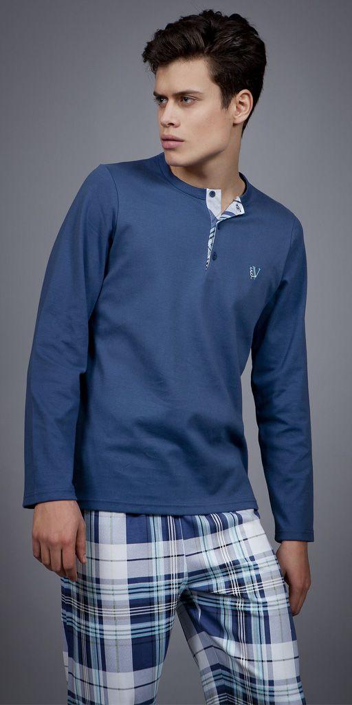 Men's Pyjamas Interlock 1724 | Pyjamas| Vamp!