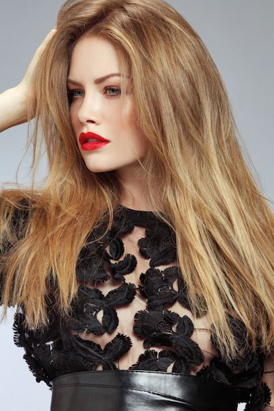 #shatush #straight #straighthair #summer #redlips #lips #hair #hairstylist #milan #lucianocolombo #lucacolombo #longhair