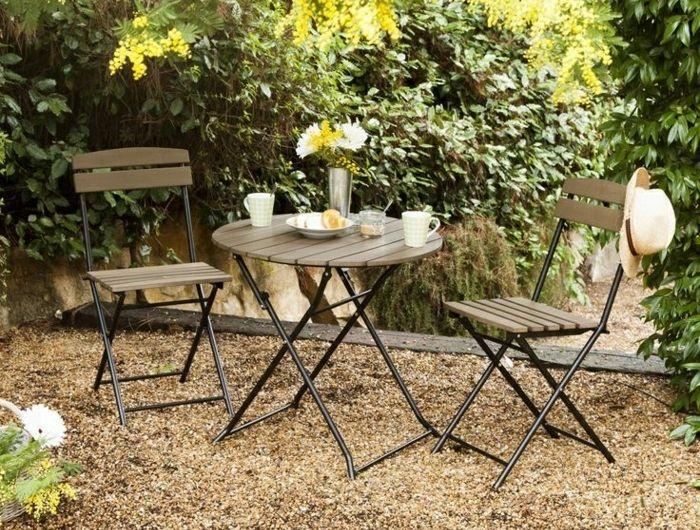 Découvrez la table pliante avec notre jolie galerie de photos! | Studio