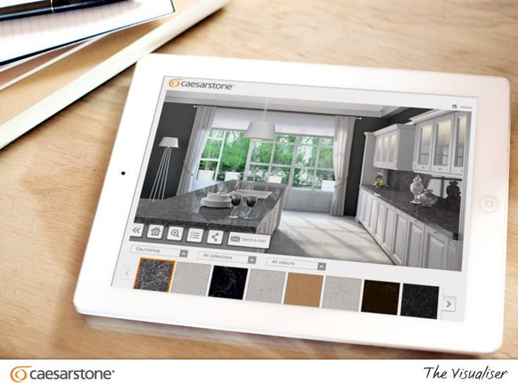 New feature on Caesarstone s Visualiser  the Traditional Kitchen has now  been added to our collection127 best Caesarstone Highlights images on Pinterest   Highlights  . Kitchen Design Visualiser. Home Design Ideas