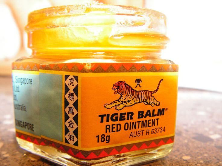 14 oväntade användningsområden för tigerbalsam
