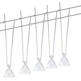 lampes sur cable TRINIDAD, castorama, 115 euros