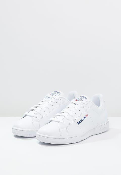 Chaussures Reebok Classic NPC II - Baskets basses - white blanc: 74,95 € chez Zalando
