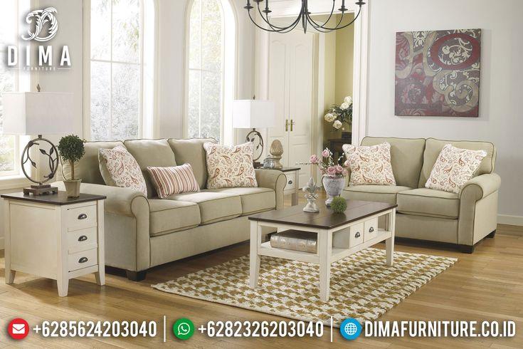 Sofa Tamu Minimalis Jepara Terbaru DF-0331