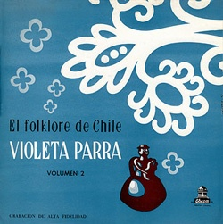 Violeta Parra - El Folklore de Chile vol. 2