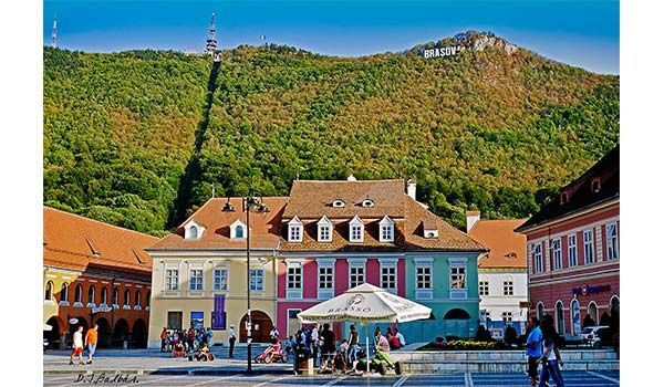 "Brasov: Mount Tampa - ""COOOOOOOOOOL"" - Limpet13, London, United Kingdom - Brasov Romania"