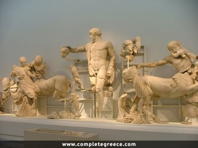 Olympia Archaeological Museum - Olympia - #Greece