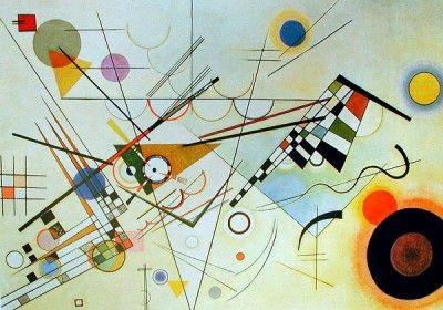cuadros abstractos famosos hermosos