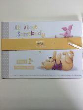 WINNIE THE POOH BABY primi 5 anni registro REGALO Hallmark Keepsake 11503527