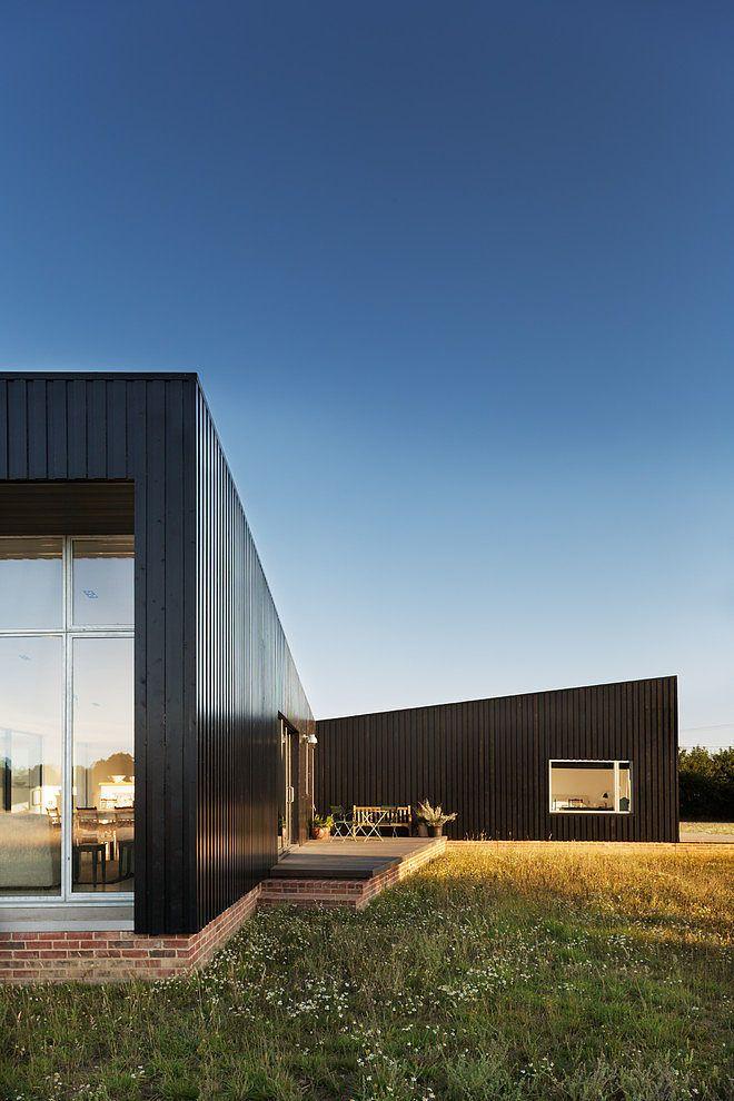 Maison en bois - Charles Barclay Associates - Home Adore