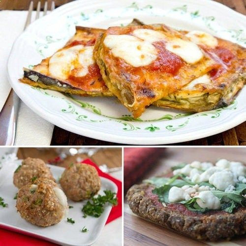 Healthy Italian recipes, we didnt believe it until we clicked through! #resolutions