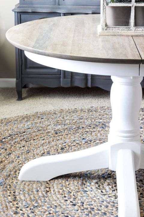 17 Best Ideas About Dining Table Makeover On Pinterest