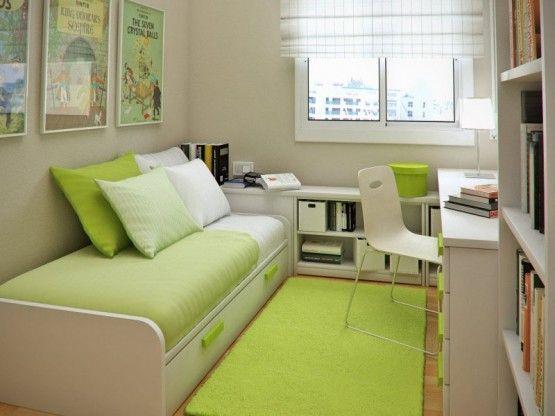 Desain Kamar Tidur Apartemen Minimalis