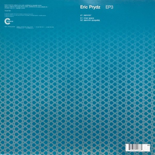 Eric Prydz - EP3 at Discogs