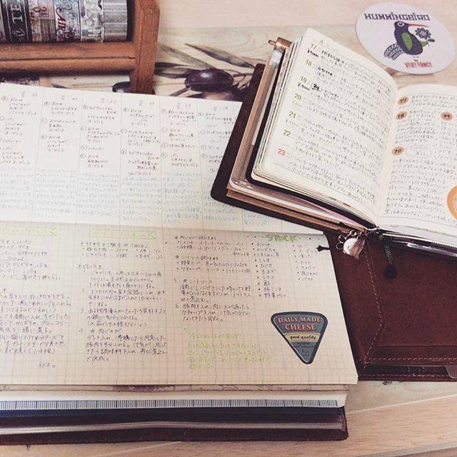 久しぶりのレギュラーサイズのpic。 育児の事をつらつらと。 まだ使い方が定まらずとりあえず横書きで今の所落ち着いています☺️ #travelersnotebook#travelersnote#journal#diary#planner#トラベラーズノート#トラベラーズノートパスポートサイズ#能率手帳#日記#手帳#手帖#ライフログ#ロロマクラシック#ダヴィンチ#システム手帳#野帳ノート#測量野帳#ピュアモルト