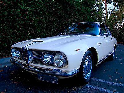 Alfa Romeo : Other 2600 Sprint Coupe
