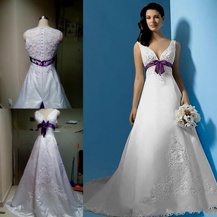 22 best Black and white wedding dresses images on Pinterest ...