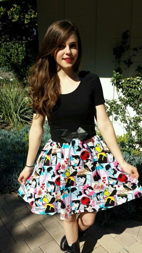 Tiffany Alvord <3. hhehehe