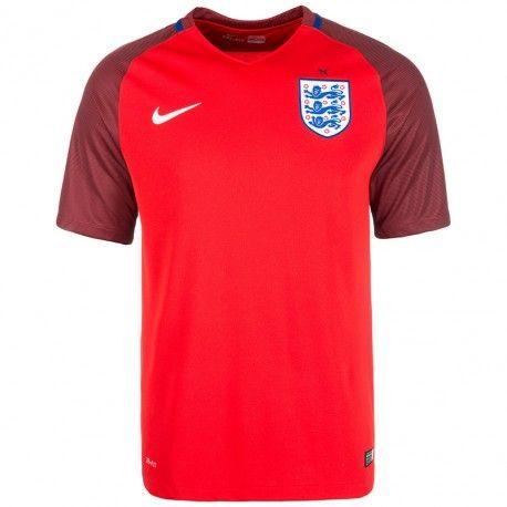 Maillot Angleterre Euro 2016 Extérieur