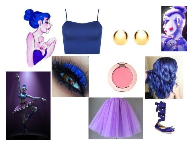 """""""ballora"""" by adrian-crevan on Polyvore featuring Mode, WearAll, IBB und Saks Fifth Avenue Collection"""