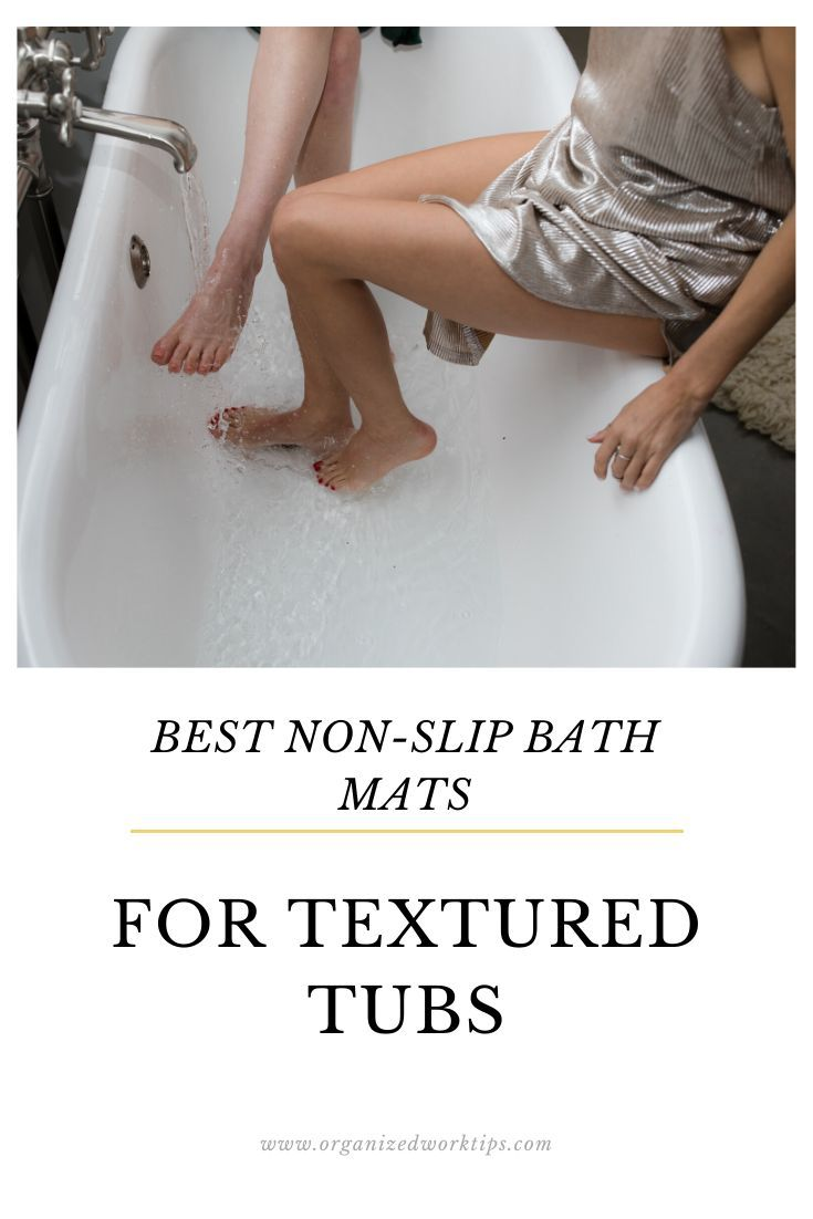 Are You Looking For The Best Bath Mat For Textured Tub Surface Or