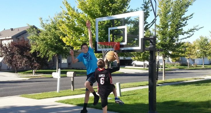 The 5 Best In-Ground Basketball Hoops 2017