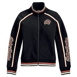 HARLEY-DAVIDSON WOMEN'S ACTIVEWEAR JACKET WITH WING GRAPHIC. 99112-12VW