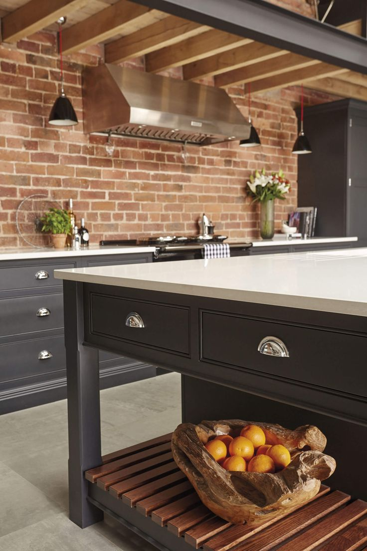 16 best Luxury Kitchens - Tom Howley Industrial Shaker Style images ...