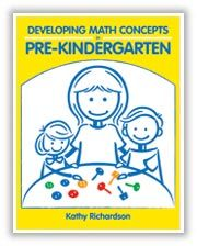 Developing Math Concepts Pre-K