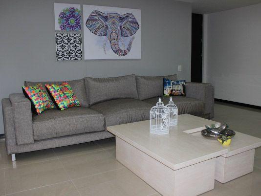 muebles a la medida, muebles medellin, galería murano, muebles en