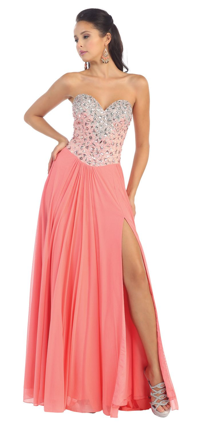 36 best Prom Dresses images on Pinterest | Vestidos para fiesta de ...