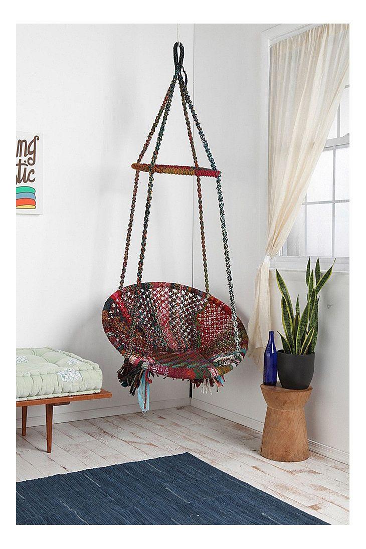 Marrakech Swing Chair http://uoeur.pe/uohomewares #Home #UrbanOutfittersEurope