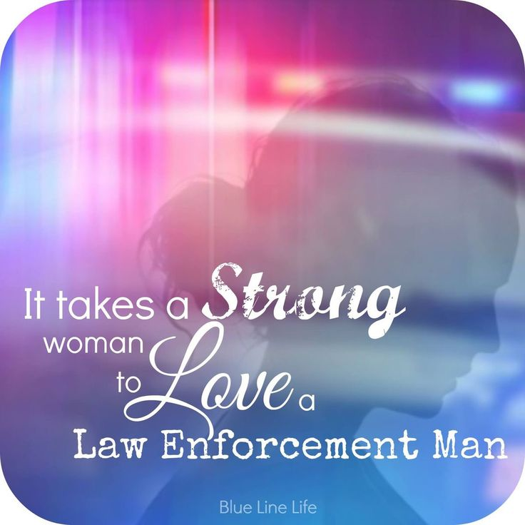 Law enforcement dating website