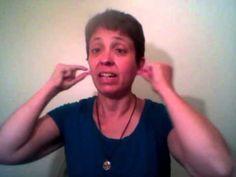 Ear pulls to help drain ear fluid