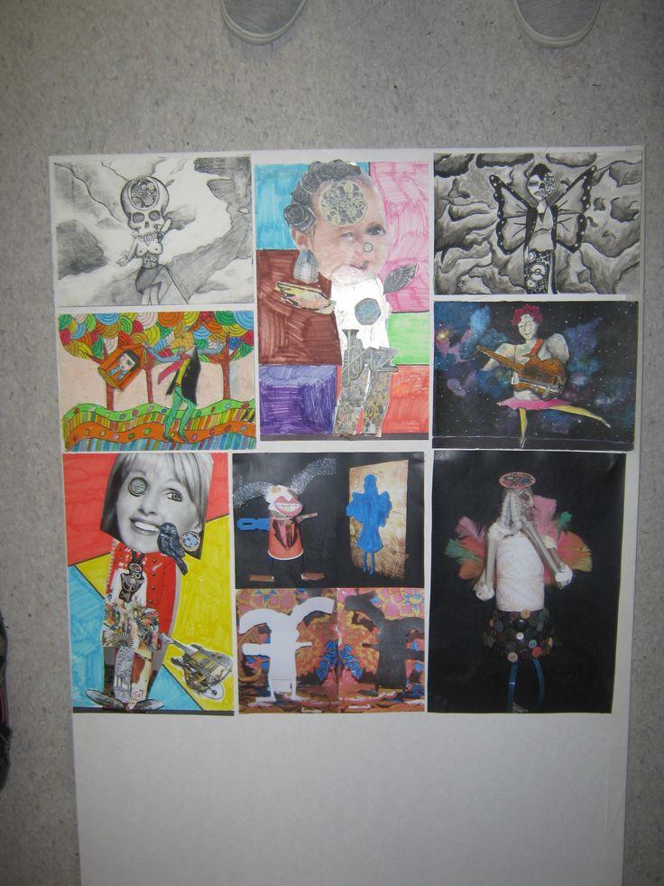 11 NCEA ART