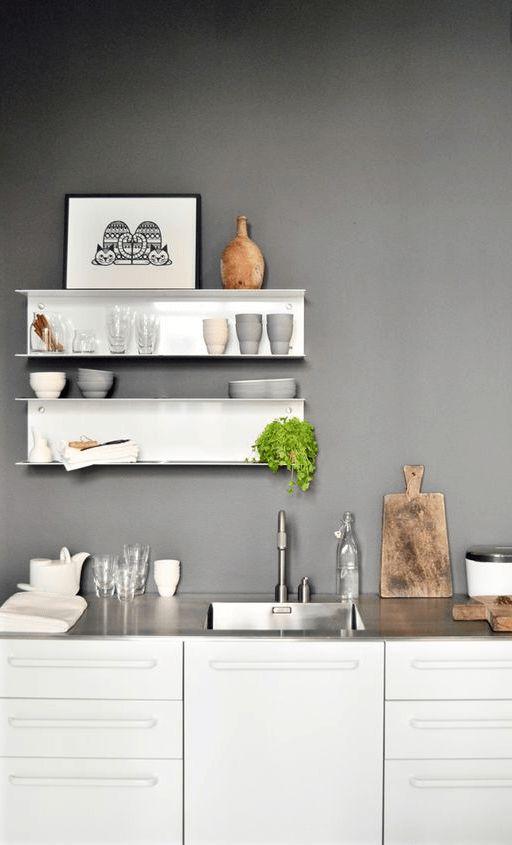 http://arredamentoshabby.it/pareti-grigie-cucina/