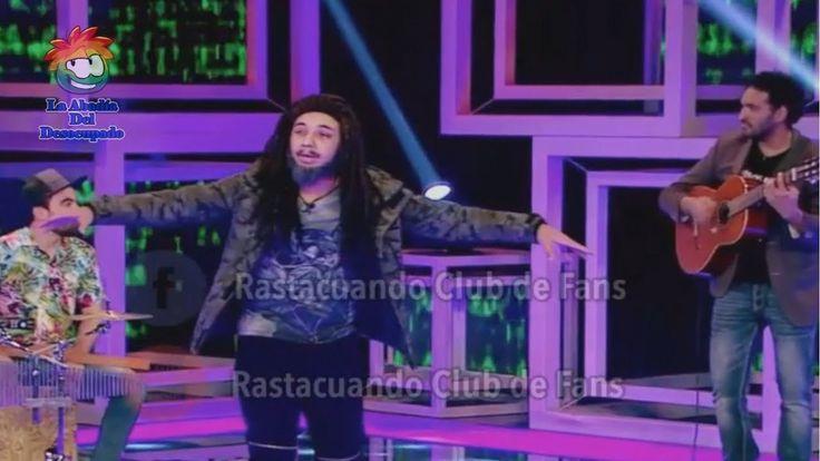 Loquillo Rastacuando en Sábados Felices Le doy palo diario NUEVO ÉXITO - VER VÍDEO -> http://quehubocolombia.com/loquillo-rastacuando-en-sabados-felices-le-doy-palo-diario-nuevo-exito    jajaja vuelve uno de los mejores comediantes del país el gran Loquillo y su personaje rastacuando al son de reggae cantando le doy pa lo diario improvisando y relajado jajaja su primera presentación como rastacuando en este gran programa. RASTACUANDO Créditos de vídeo a YouTube chan
