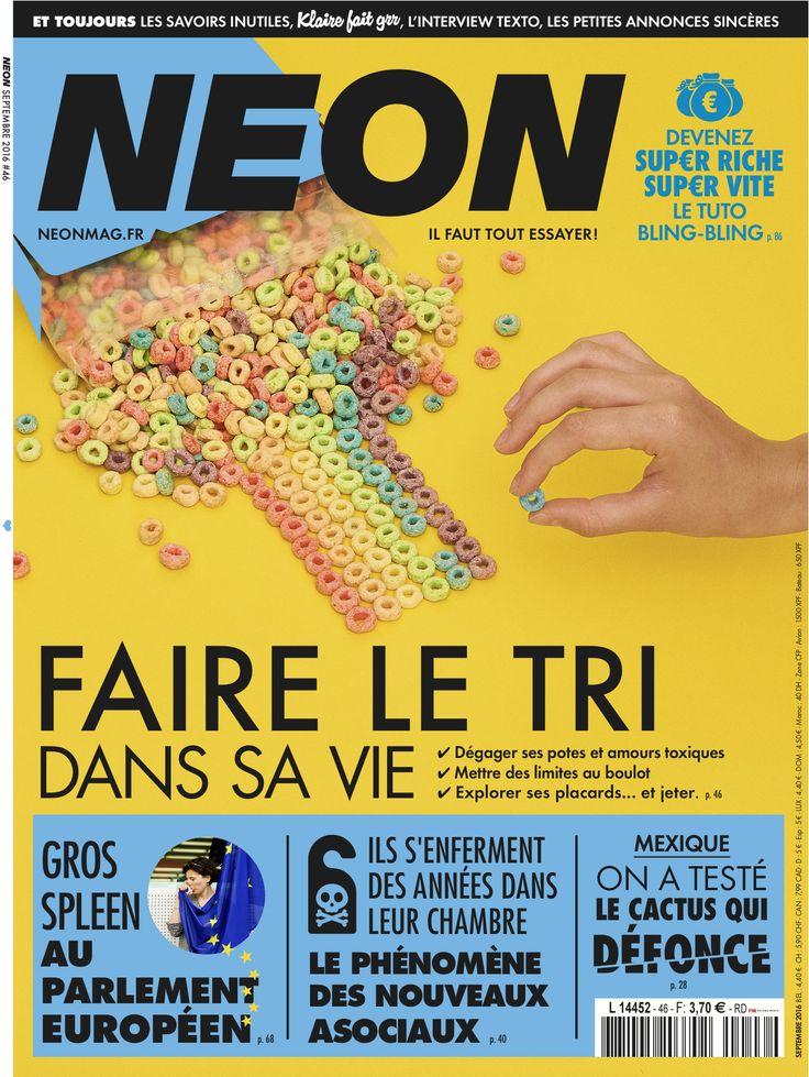 NEON #46 - septembre 2016